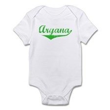 Aryana Vintage (Green) Infant Bodysuit