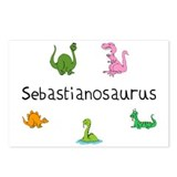 Sebastianosaurus  Postcards (Package of 8)