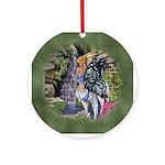 Centaur's Waterfall Ornament (Round)