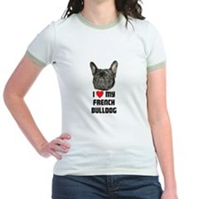I love My French Bulldog T