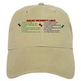Saluki Property Laws 2 Hat
