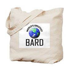 World's Greatest BARD Tote Bag