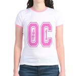 I Love The OC Jr. Ringer T-Shirt