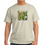 Poison Ivy Ash Grey T-Shirt