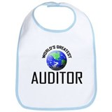 World's Greatest AUDITOR Bib