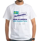 Made in America with Swedish Shirt