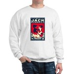 Obey the Jack Russell! Sweatshirt