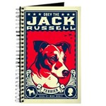 Obey the Jack Russell! Journal