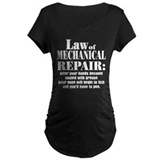 Law of Mechanical Repair: T-Shirt