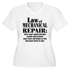 Law of Mechanical T-Shirt