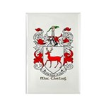 Mc/Mac Carthy Coat of Arms Rectangle Magnet (10 pa