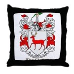 Mc/Mac Carthy Coat of Arms Throw Pillow