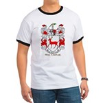 Mc/Mac Carthy Coat of Arms Ringer T
