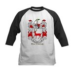 Mc/Mac Carthy Coat of Arms Kids Baseball Jersey