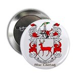 "Mc/Mac Carthy Coat of Arms 2.25"" Button"