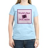 World's Best Dog Mom T-Shirt