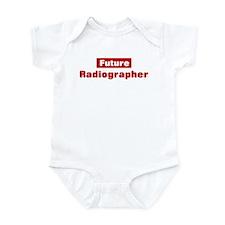 Future Radiographer Onesie