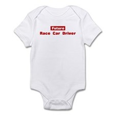 Future Race Car Driver Infant Bodysuit
