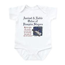 Vampire Slayers Infant Bodysuit