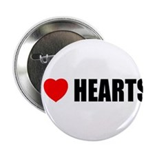 "I Love Hearts 2.25"" Button (10 pack)"