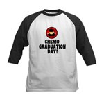 Chemo Graduation Day Kids Baseball Jersey