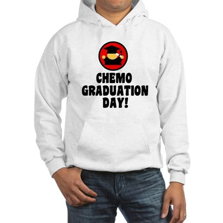 Chemo Graduation Day Hooded Sweatshirt