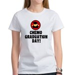 Chemo Graduation Day Women's T-Shirt