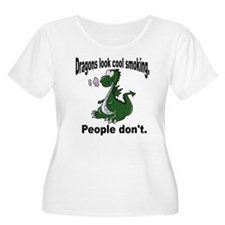 People don't. T-Shirt