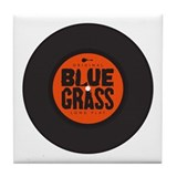 bluegrass LP Tile Coaster
