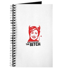 Don't vote for the bitch Journal
