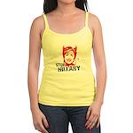 STOP HILLARY Jr. Spaghetti Tank