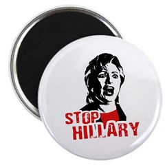 Stop Hillary / Anti-Hillary Magnet