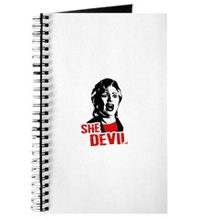 She Devil / Anti-Hillary Journal