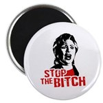 Stop the bitch / Anti-Hillary 2.25