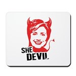 She Devil Mousepad