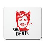 She Devil Mousepad