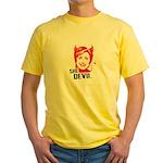 She Devil Yellow T-Shirt