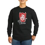 She Devil Long Sleeve Dark T-Shirt