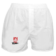 Anti-Hillary: Commie Mommy Boxer Shorts
