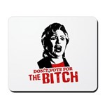 Just say nyet / Anti-Hillary Mousepad
