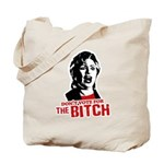 Just say nyet / Anti-Hillary Tote Bag