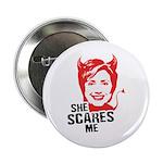 Anti-Hillary: She Scares Me 2.25