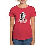 Anyone but Hillary Women's Dark T-Shirt