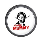Commie Mommy Wall Clock
