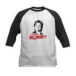 Commie Mommy Kids Baseball Jersey