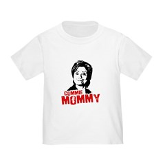 Commie Mommy Toddler T-Shirt