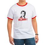 Commie Mommy Ringer T