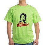 Commie Mommy Green T-Shirt