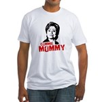 Commie Mommy Fitted T-Shirt
