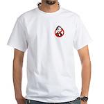 Anti-Hillary White T-Shirt